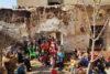 Dans le centre de Homs, les enfants ont vécu une fête de Noël inoubliable. (csi)