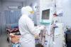 Le personnel médical de la clinique à Damas est reconnaissant de pouvoir poursuivre son travail grâce à votre soutien. (csi)