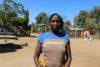 Na'omi Isaac a été gravement blessé lors d'une attaque d'islamistes peuls. Elle est reconnaissante de l'aide qu'elle a reçue. (csi)