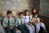 Pakistan | Quatre cents enfants défavorisés issus de familles chrétiennes de journaliers pauvres peuvent aller à l'école où ils reçoivent aussi des repas. C'est un soulagement pour toute la famille et cela leur donne un espoir pour un meilleur avenir. (csi)