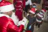 Au Nigéria, chaque enfant reçoit une petite surprise de Noël. (csi)