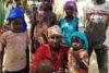 Cette famille chrétienne a dû fuir une attaque terroriste de Boko Haram. (csi)
