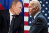 Le président russe Vladimir Poutine et le président américain Joe Biden se rencontrent à Genève. (WhiteHouse)